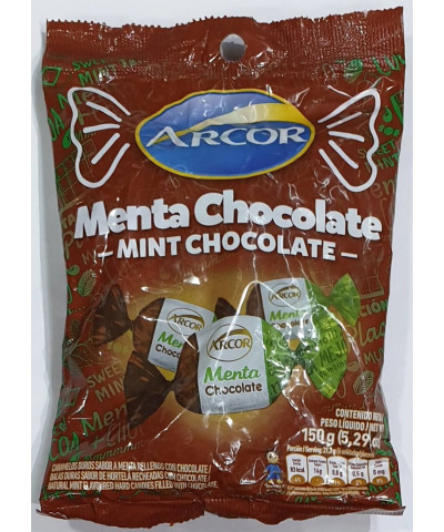 MENTA C/CHOC  ARCOR