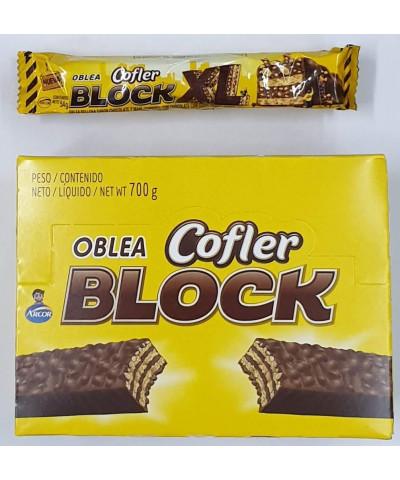 OBLEA COFLER BLOCK XL X 16 U