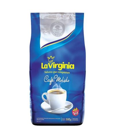 CAFE LA VIRGINIA CLASICO 500 GR