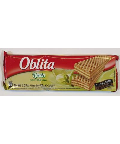 OBLITA 100 GR.*C/U LIMON
