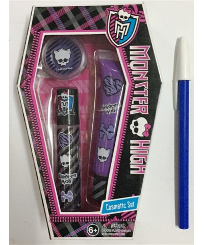 SET COSMETICO MONSTER HIGH