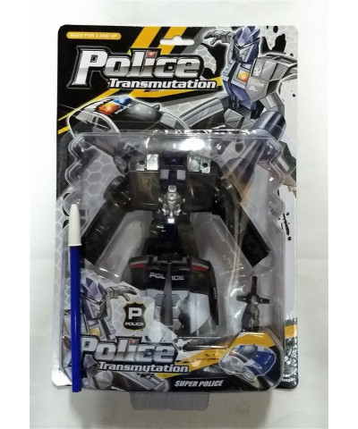 TRANSFORMER POLICE BLIST 3601