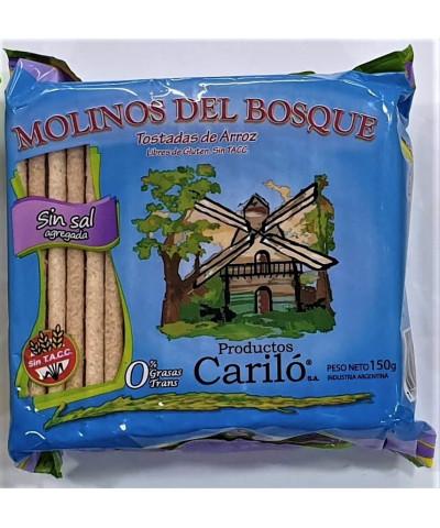 GALL ARROZ MOLINO DEL BOSQUE SIN SAL /