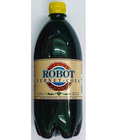 FERNET ROBOT C/COLA 1 LT.