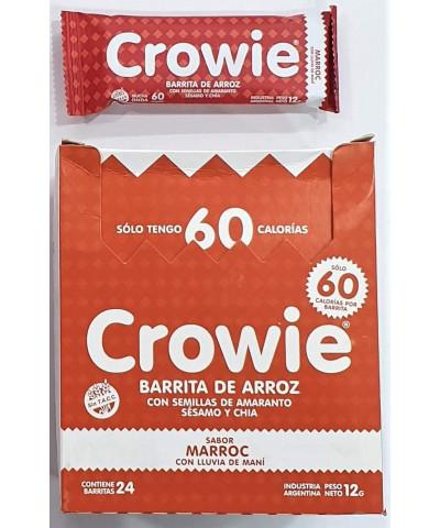 Barra Arroz Crowie 24u. Marroc