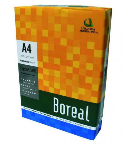RESMA BOREAL A4 75G