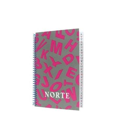 LIBRETA NORT C/IND 4020 *C/U