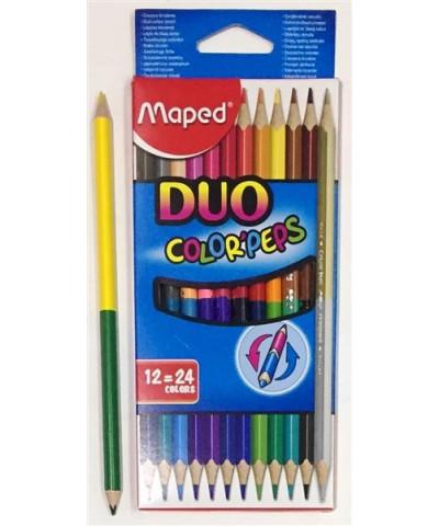 LAP MAPED DUO X 12