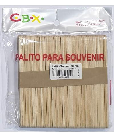 PALITO HELADO CBX X 50 NAT   &