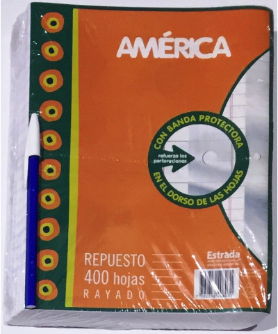 Rep America X 400 H.
