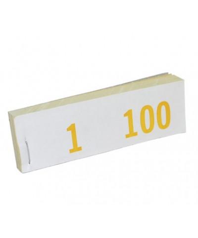 GUARDARROPA 1-100