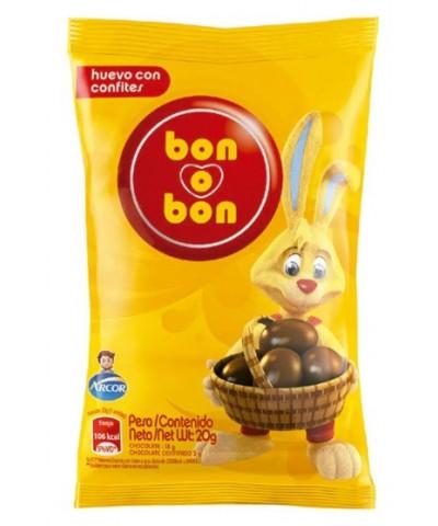 HUEVO BON O BON 20 GR / LECHE