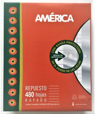Rep America X 480 H.c/ban/