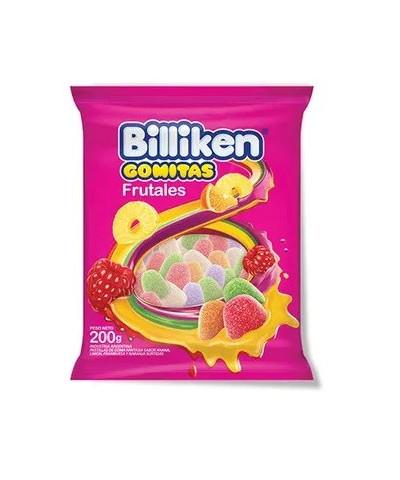 GOMITA BILLIK.200 GR FRUTAL /