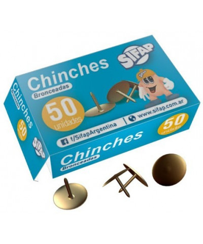 Chinches Sifap X 50