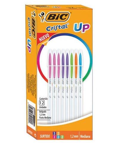 BIC CRISTAL UP OPACO X12 U