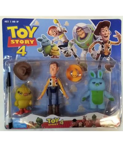 Muñeco Toy Story X3 Blister