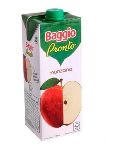 JUGO BAGGIO 1 LT MANZANA /