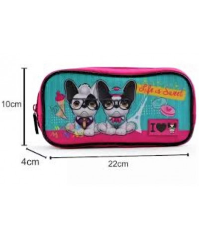 Canop Ppr Rectag Trendy Dogs