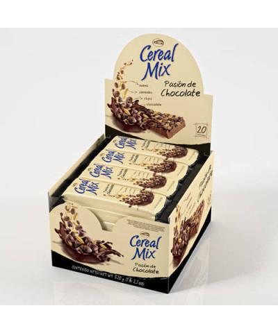 CEREAL MIX X 20 U.PASION CHOCOLATE