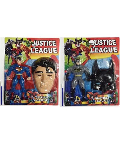 Muñeco C/masc L.justicia 75898