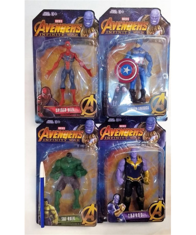 Muñeco Avengers Inf War Blist