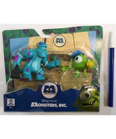 Muñequitos Monster Inc X2