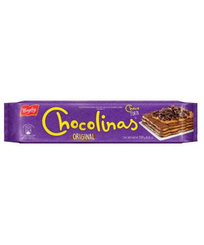CHOCOLINAS 250 GR