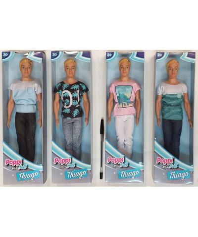 Muñeco Thiago Men Doll B301