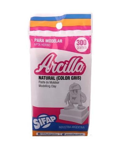 ARCILLA P/MODELAR SIFAP 300GRS