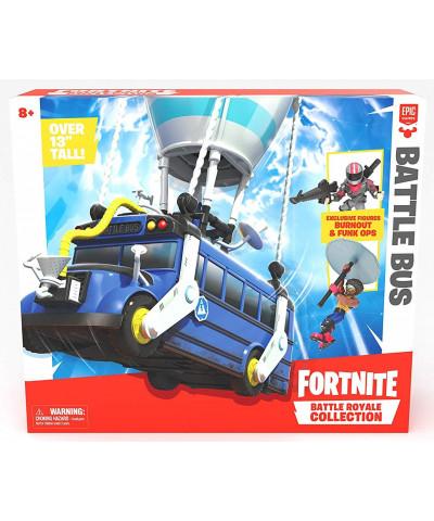 BATTLE BUS FORTNITE CAJA 63512