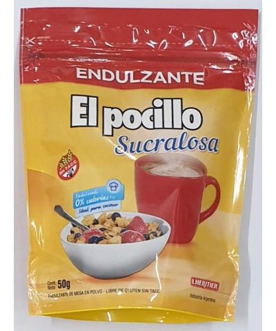 EDULCORANTE EL POCILLO 50G DOY