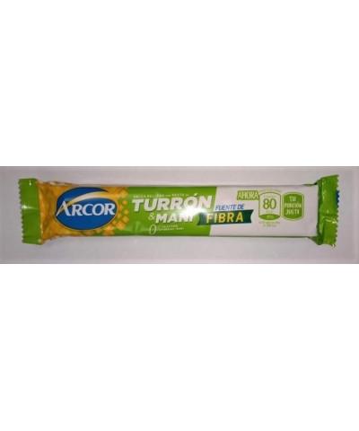 TURRON ARCOR X 50 U FIBRA